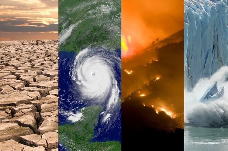Збитки від природних і техногенних катастроф у 2018 році оцінили в $ 155 млрд