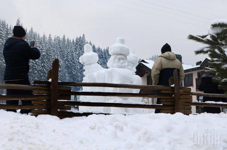 Швидкісним інтернетом 4.5G від lifecell можна користуватись на гірськолижних курортах в Карпатах