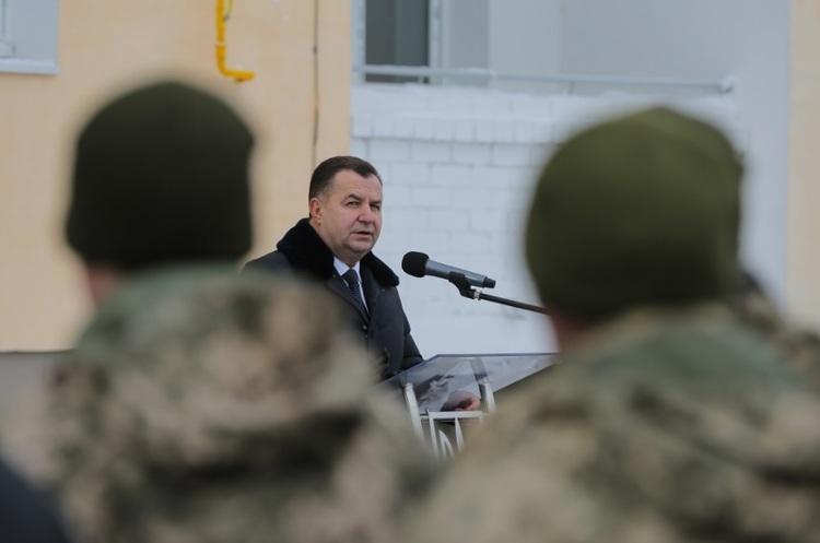 Зарплата військових в зоні ООС з нового року зросте до 20 тисяч грн