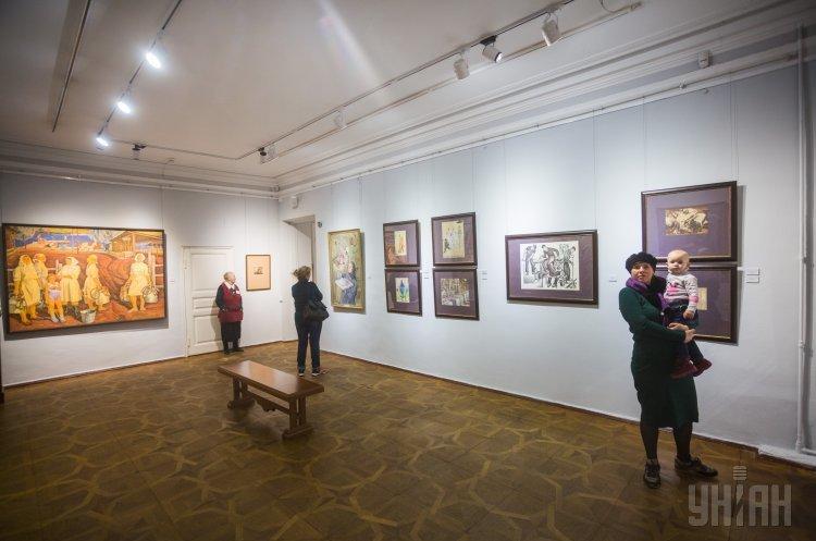 Україна повертає із США викрадену у часи Другої світової війни картину
