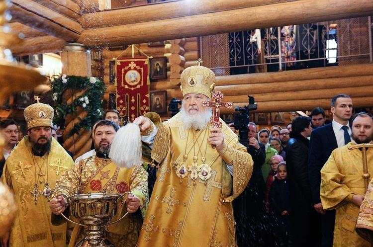 Глава РПЦ Кирил пригрозив Варфоломію «Страшним судом» за автокефалію Православної церкви України