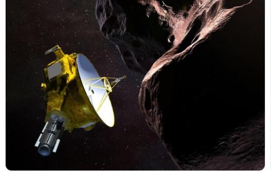 Космічний зонд NASA досяг найвіддаленішого об'єкта Сонячної системи