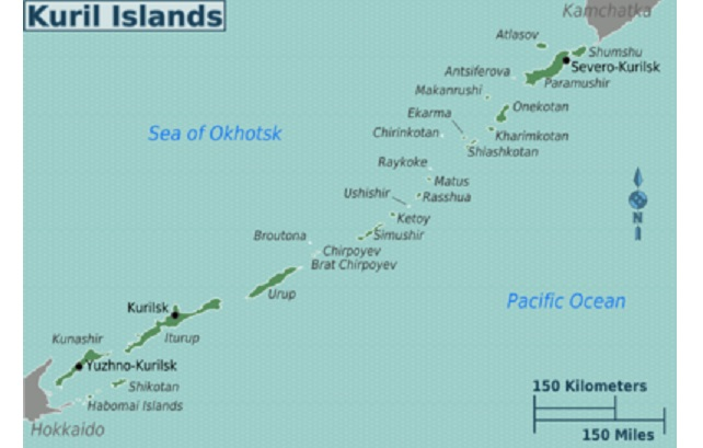 Сіндзо Абе пообіцяв, що «не виганятиме» росіян із переданих Японії Курильських островів