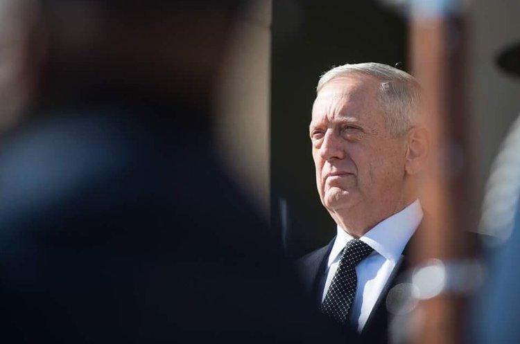 Трамп сказав, що звільнив Меттіса з посади міністра оборони США