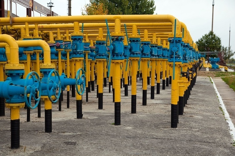 Транзит російського газу українською ГТС у 2018 році скоротився на 7,2%