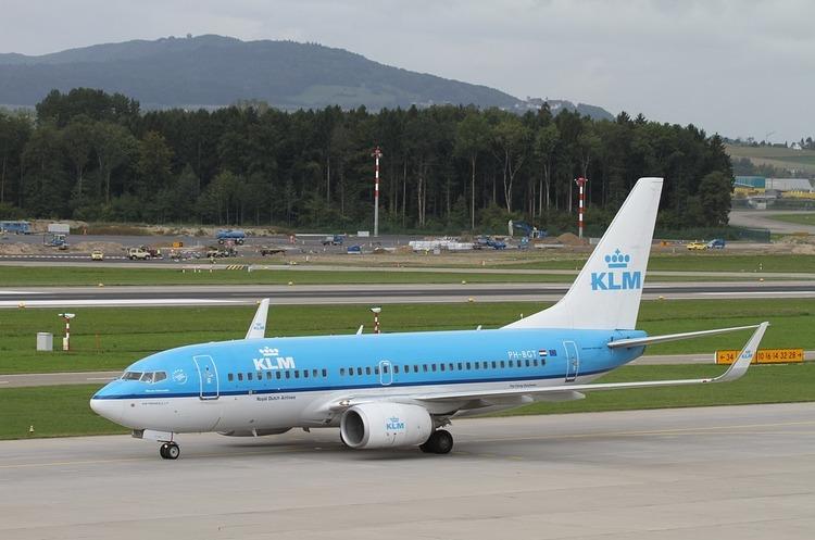 KLM має намір запустити рейс Львів – Амстердам