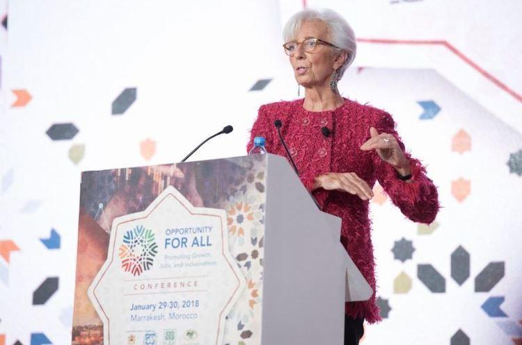 МВФ відзначає низькі темпи зростання економіки України