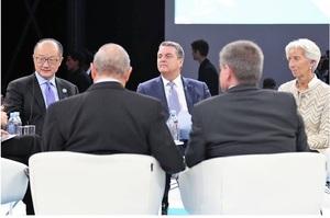 Глава Світового банку достроково подав у відставку