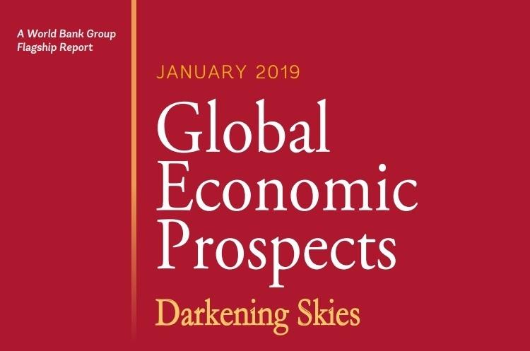 Світовий банк знизив прогноз щодо зростання світової економіки
