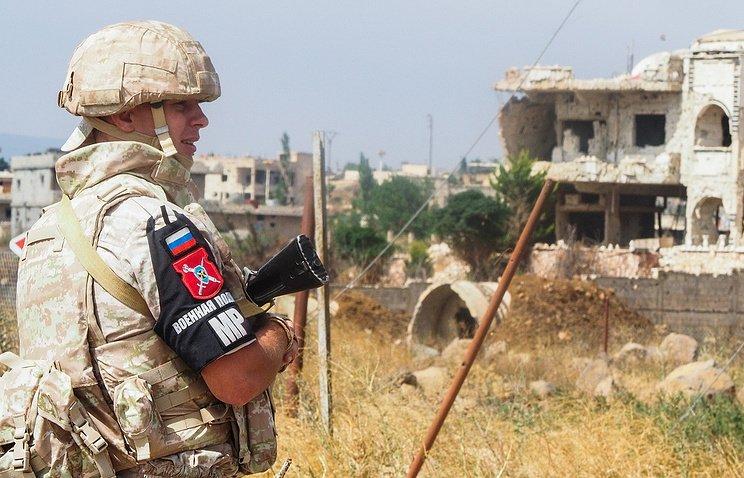 Росія зайняла райони Сирії, які раніше контролювали сили, що підтримували США