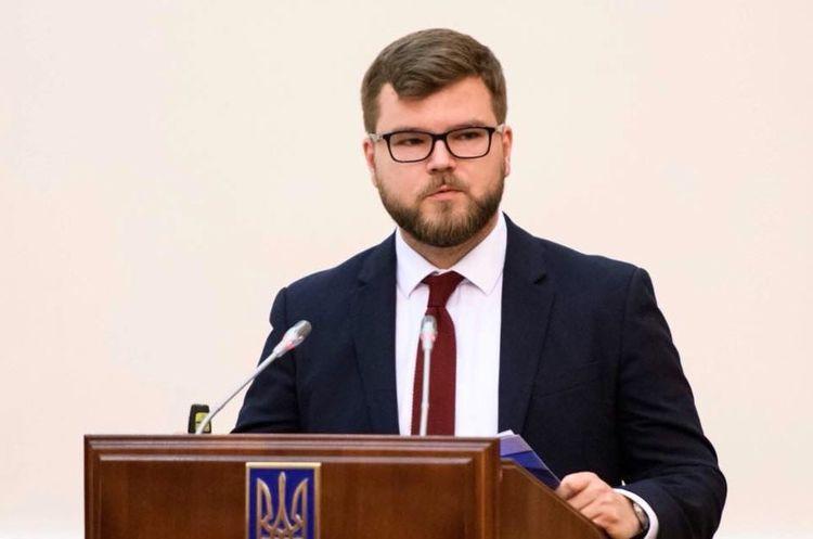 Кравцова призначено главою «Укрзалізниці»
