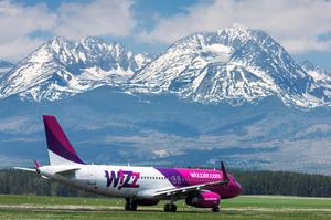Wizz Air оголосив наступний одноденний розпродаж квитків зі 20%-ю знижкою