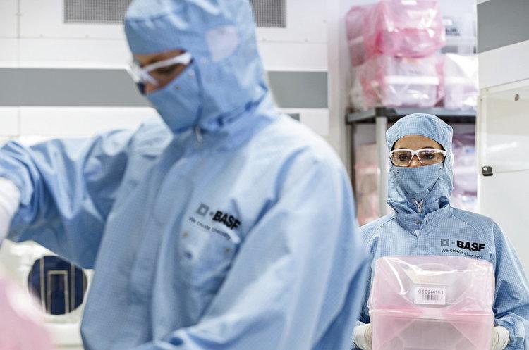 Хімконцерн BASF збирається побудувати в Китаї завод вартістю $10 млрд