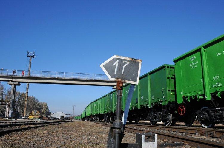 «Укрзалізниця» торік отримала рекордну за 25 років кількість вагонів
