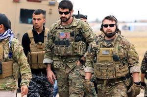 Очолювана США коаліція заявила про початок виведення військ із Сирії