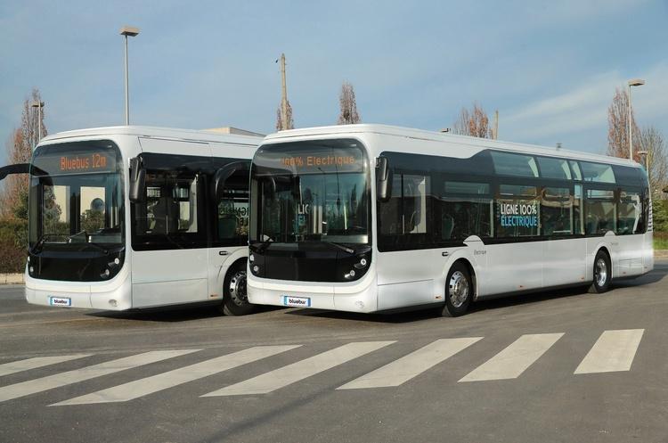 «Богдан» подовжив контракт з французькою Bluebus на поставку кузовів для електробусів