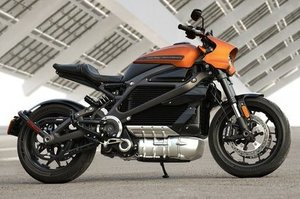 CES 2019: Harley Davidson презентував свій перший електромотоцикл LiveWire (ВІДЕО)