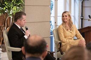 Іванка Трамп може стати главою Світового банку