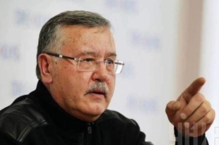 Вибори президента: Гриценко подав документи до ЦВК і допустив об'єднання з Садовим і Вакарчуком