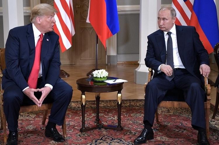 Трамп наказав вилучити з адміністрації записи всіх його розмов із Путіним – WP
