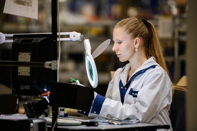Американська Jabil Circuit будує в Україні другу чергу заводу зі збірки сучасної електроніки