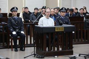 Суд в Китаї засудив громадянина Канади до смертної кари