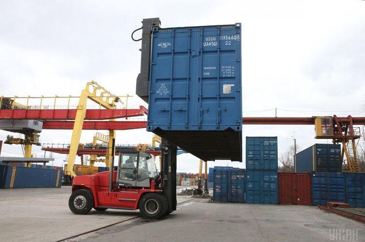 МЕРТ: український експорт виріс на майже 10%