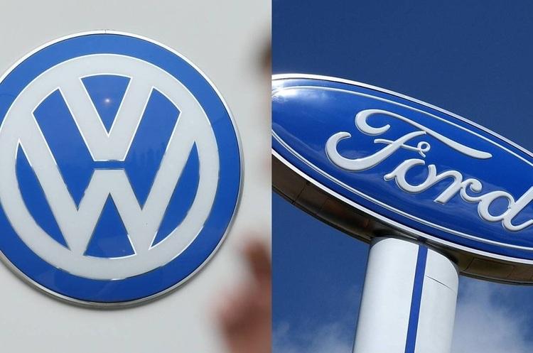 Ford і Volkswagen хочуть створити альянс і спільно випускати автомобілі в США і Європі