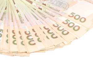 Аукціон з продажу ОВДП приніс 9,7 млрд грн