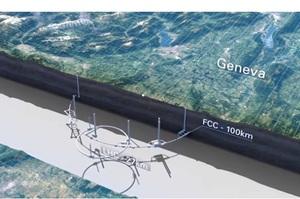 В Європі побудують новий адронний коллайдер, в 4 рази більший за попередній (ВІДЕО)