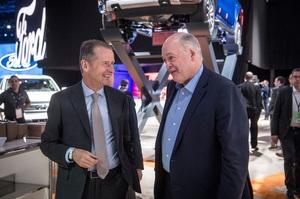 Volkswagen і Ford оголосили про створення альянсу і готовність витратити $60 млрд на «апгрейд»