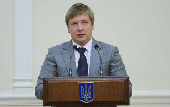 Коболєв назвав собівартість видобутку газу в Україні
