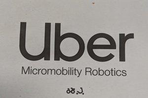 Uber починає розробку автономних електробайків та самокатів, які самі їхатимуть на підзарядку