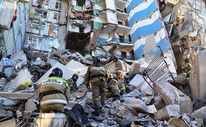 ІДІЛ взяла на себе відповідальність за вибух житлового будинку в Магнітогорську