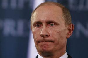Рейтинг довіри Путіну впав до історичного мінімуму в 33%
