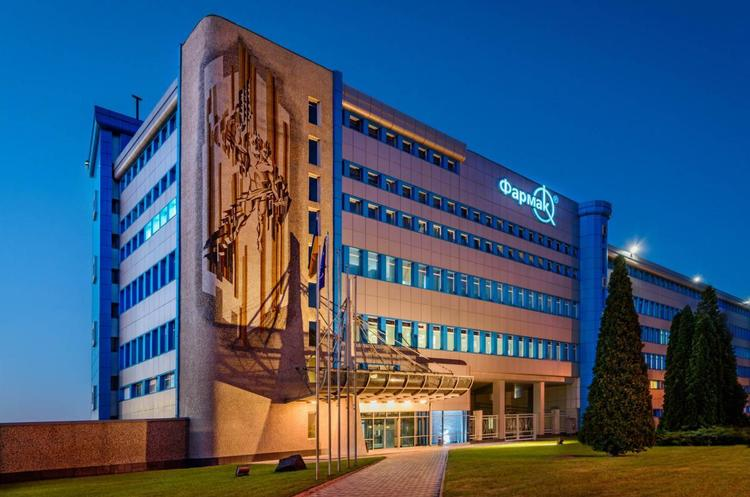 Кіпрська компанія придбала майже 7% акцій українського виробника ліків «Фармак»