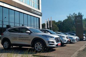 «Укренерго» оновило автопарк кросоверами Hyundai Tucson на 9 млн грн