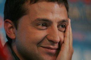 Зеленський заявив, що  вийшов зі складу акціонерів кіпрської компанії