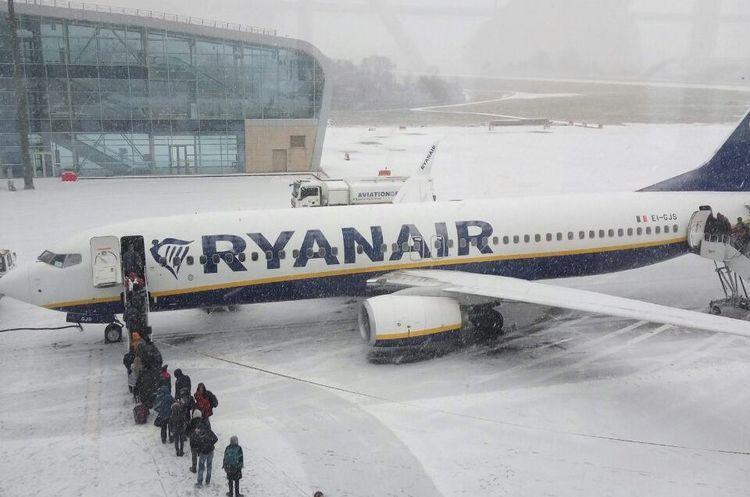 Ryanair відкрила продаж на 4 нові рейси до Німеччини