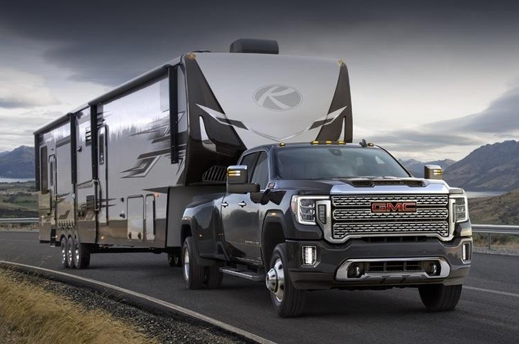 General Motors обладнав свою Sierra HD технологією «прозорого» причепа