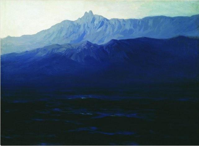 Картину Куїнджи «Ай Петрі. Крим» викрадено з Третьяковської галереї
