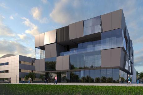 Інноваційний парк UNIT.City збільшили вдвічі та відкрили третій бізнес-кампус