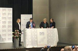 Україна буде співпрацювати з Норвегією в сферах ядерної безпеки та «зеленої» енергетики