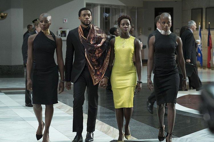 Ще один крок до «Оскара»: головна премія Гільдії кіноакторів дісталася «Чорній пантері»