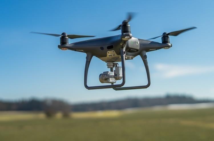 «Укрзалізниця» планує витратити на стартап з використанням дронів 9 млн грн