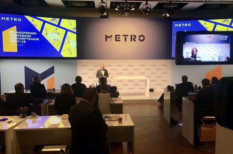 Metro шукає партнера в Китаї, щоб продати йому більшу частину свого бізнесу в країні