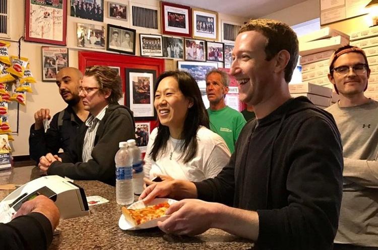 Цукерберг за день розбагатів на $6,2 млрд завдяки позитивній звітності Facebook