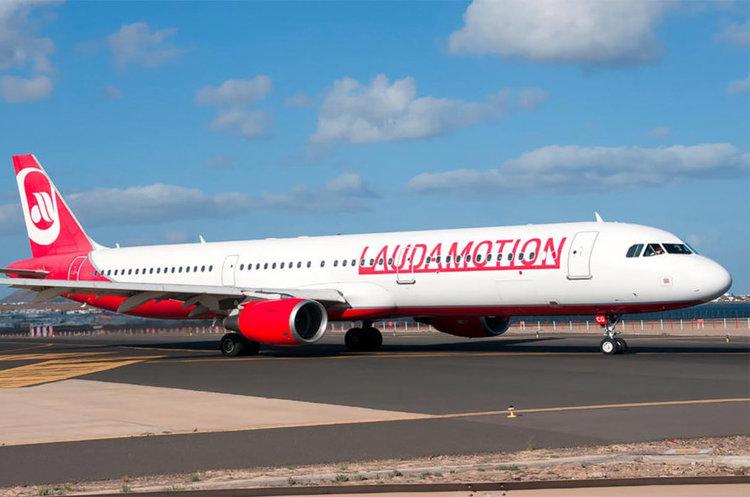 Літак Laudamotion зламався після першого рейсу до Києва з Відня