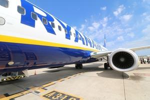 Ryanair прозвітувала про 20 млн євро збитку за підсумками ІІІ кварталу