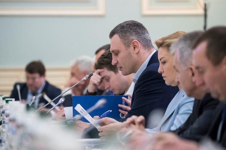 Кличко: через заборону на розміщення коштів на депозитах місцеві бюджети недоотримають 1,5 млрд грн
